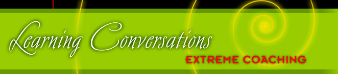 Learning Conversations - Extreme Coaching
